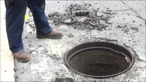 J. Thomas, LTD. Manhole Riser Ring Replacement