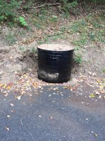 J. Thomas, LTD. - Custom 30inch Manhole Riser Ring - Front View